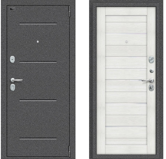 Porta S 104/П22 Антик Серебро