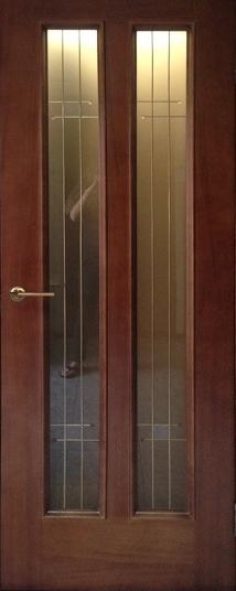 Соната багет ДО (стекло «Витраж квадраты»)